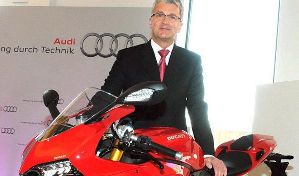News Prodotto: Rupert Stadler: una Ducati elettrica? è possibile