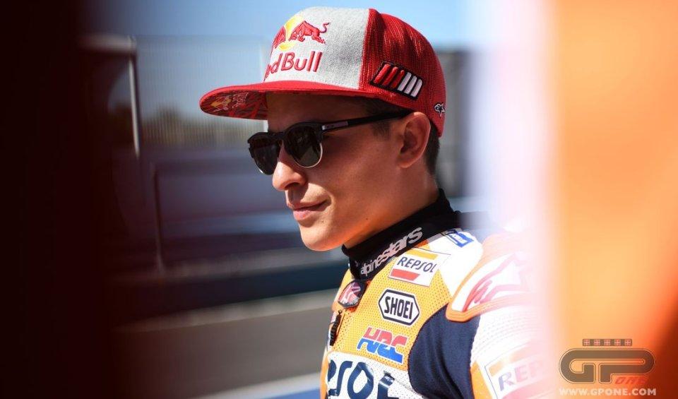 MotoGP: Marquez: non provo rancore verso Valentino