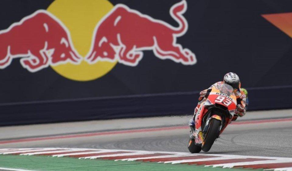 MotoGP: Marquez crushes it in Austin, Iannone 3rd