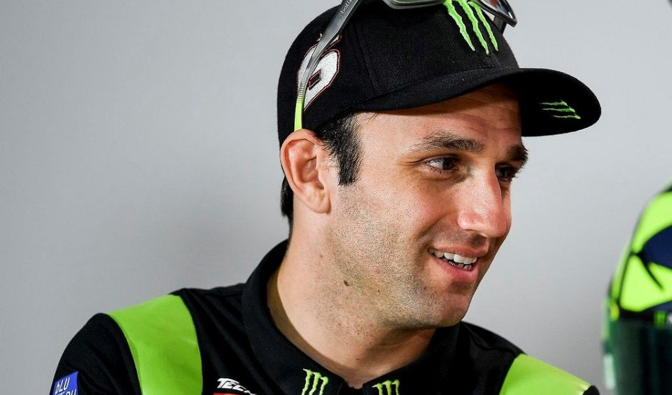 """MotoGP: Zarco: """"Rossi-Marquez? Come toccare due dèi"""""""