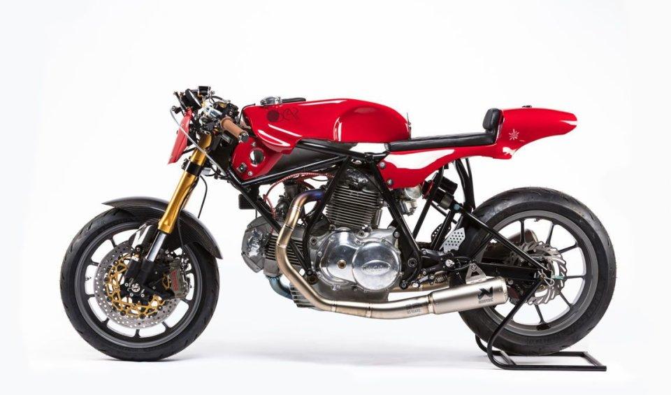 News Prodotto: Alpinestars celebra la sua passione: Woolie Ducati 750 Sport
