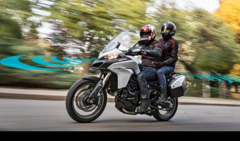 News Prodotto: Dal 2020 Ducati più sicure grazie ai radar