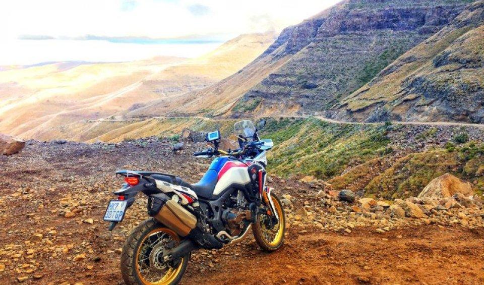 News Prodotto: Honda ti porta in Sudafrica: torna l'Adventure Roads