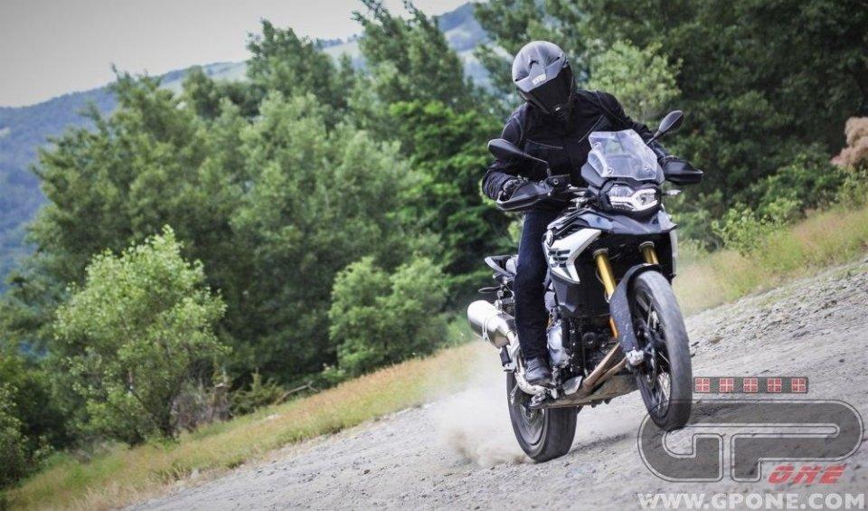 Test: BMW F 850/750 GS: rivolta totale