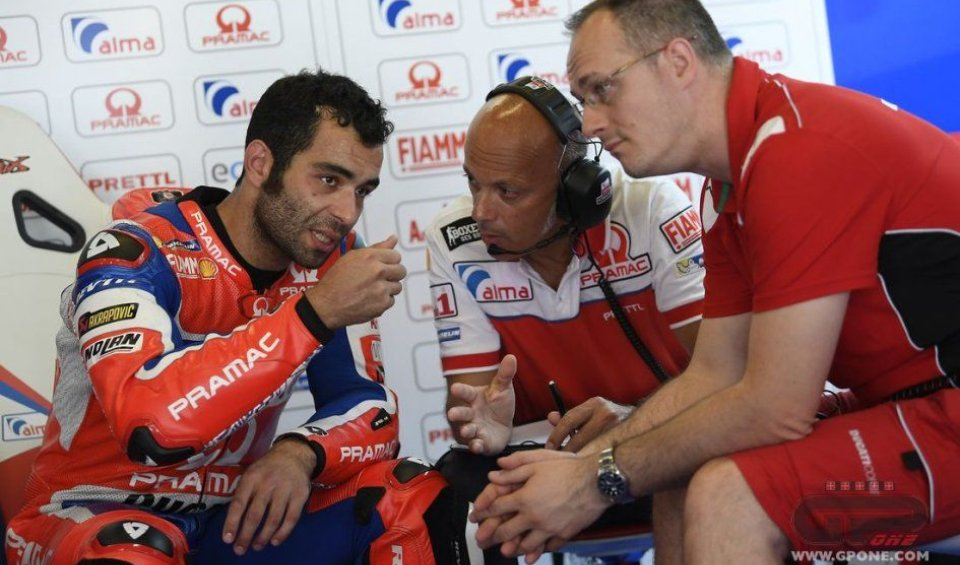 MotoGP: Sachsenring, Petrucci: FP3 tomorrow will be a qualifying session