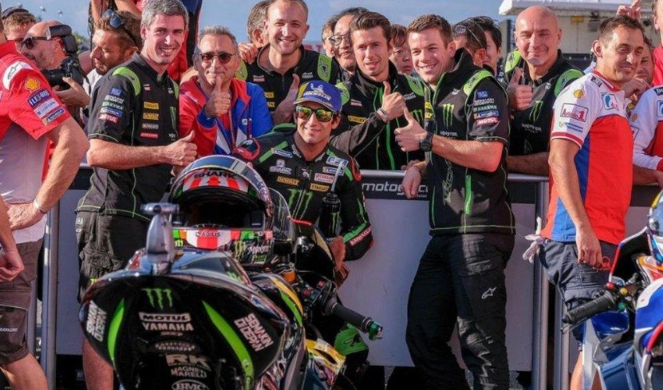 """MotoGP: Zarco: """"Marquez correrà pensando più al titolo"""""""