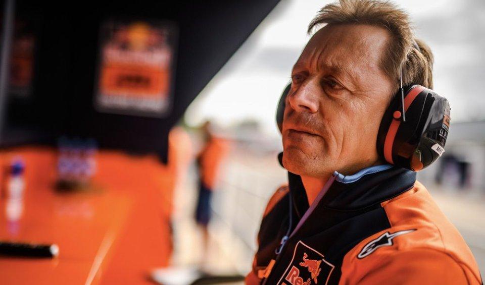 "MotoGP: Mike Leitner: ""Pedrosa fundamental to KTM development"""