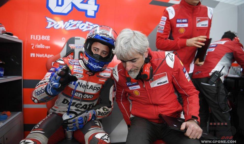 "MotoGP: Dovizioso: ""For the race I am half optimistic"""