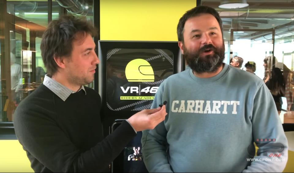 """MotoGP: Casabianca: """"I 40 anni di Rossi? Non sono un limite"""""""