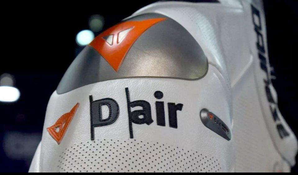 News Prodotto: Dainese: in prova il sistema D-Air come in gara