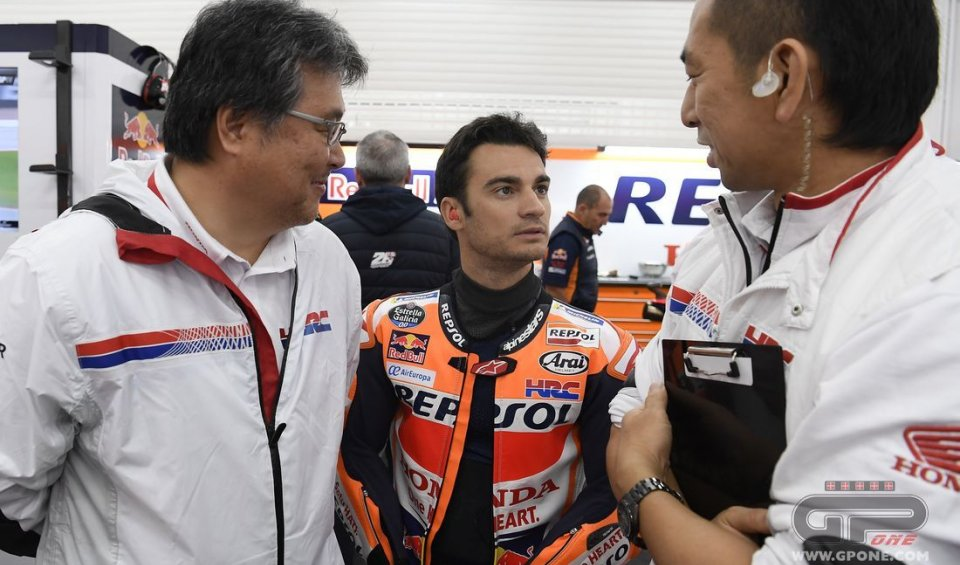 "MotoGP: Pedrosa: ""Honda considers me too small to be test rider"""