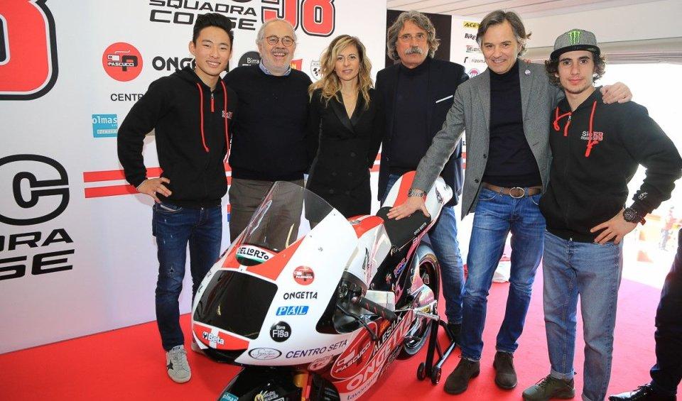 Moto3: Paolo Simoncelli: cosa manca ai miei piloti? Solo un po' di fortuna
