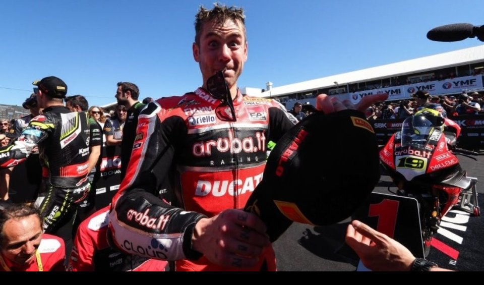 "SBK: Bautista: ""Just because I won doesn't mean that the SBK level is low"""