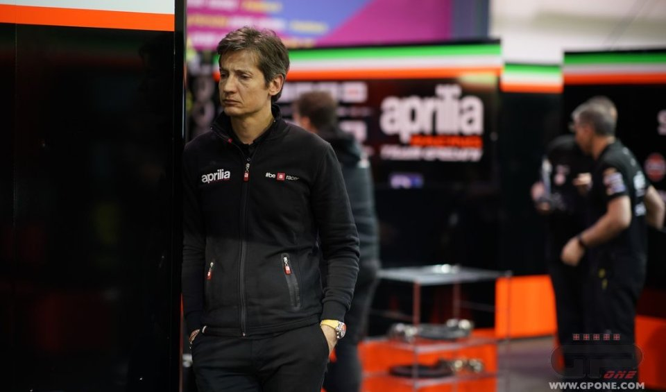 "MotoGP: Rivola: ""We need to limit aerodynamics"""