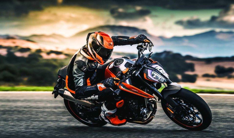 News Prodotto: KTM Orange Days 2019: ad aprile e maggio, prova la gamma Street