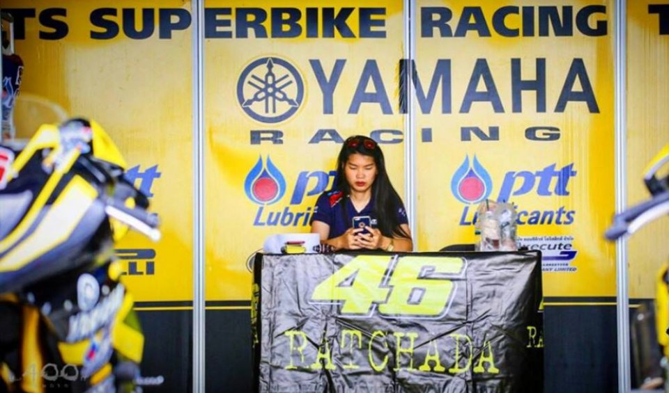 "SBK: Ratcahda: ""I'm ready to leave Thailand for Rossi and the Academy"""