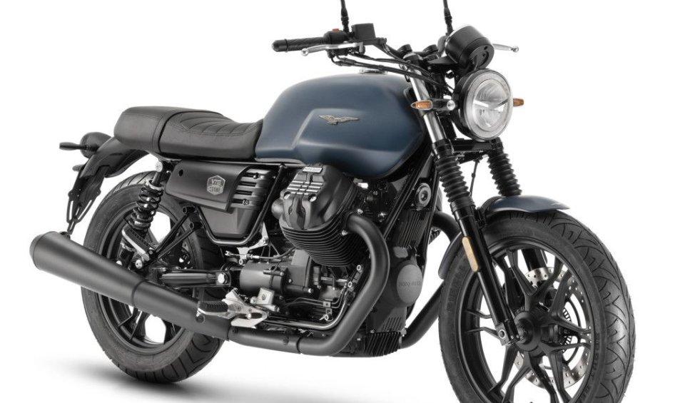 News Prodotto: Moto Guzzi: doppia novità per la V7 III