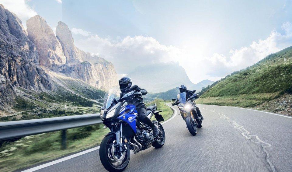News Prodotto: Yamaha: annunciato il Dolomiti Ride 2019