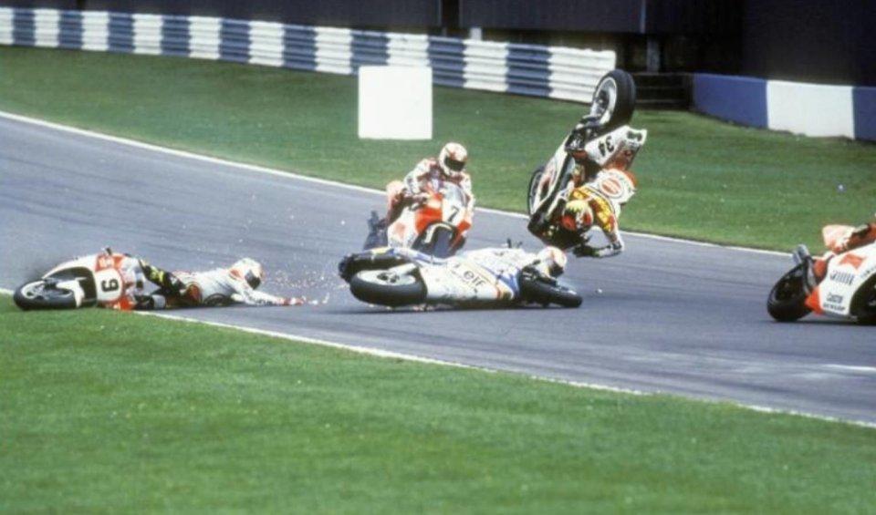 MotoGP: Lorenzo come Doohan: quando a fare strike sono i fuoriclasse