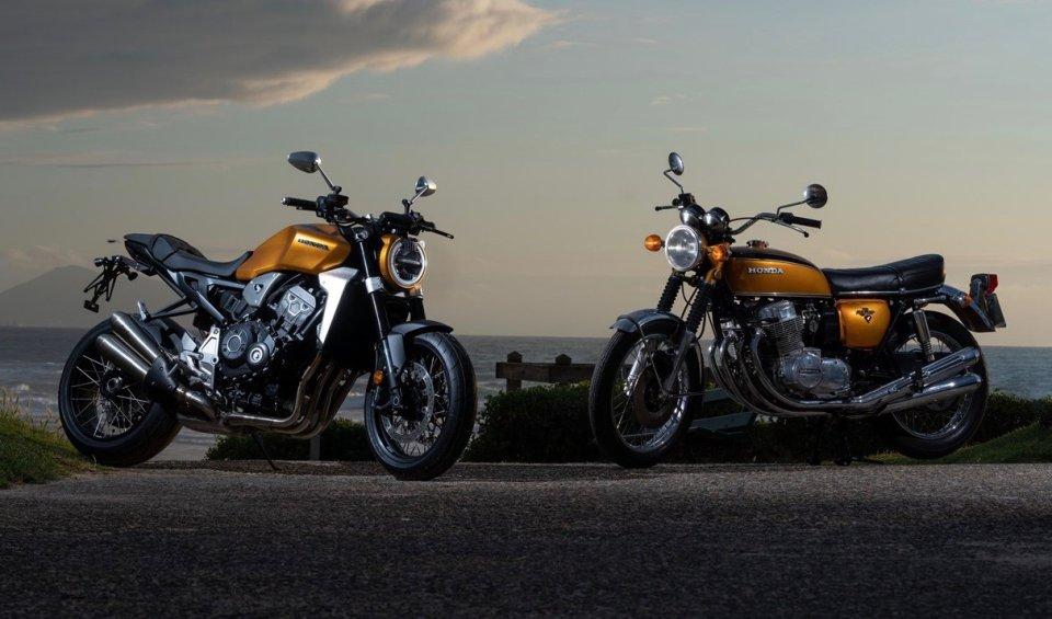 News Prodotto: Honda CB: una storia lunga 50 anni