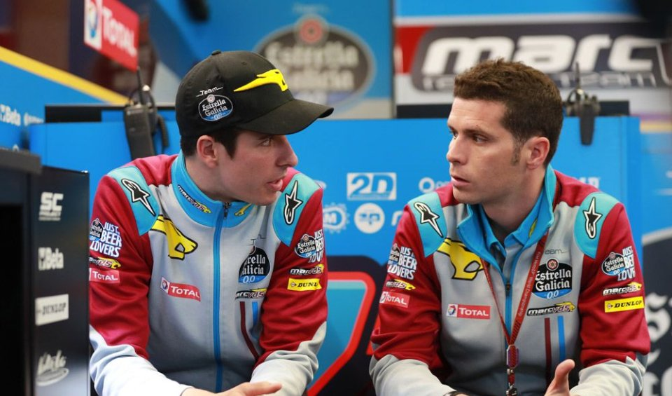 Moto2: Marc VDS pushes to keep Alex Marquez: he has our offer