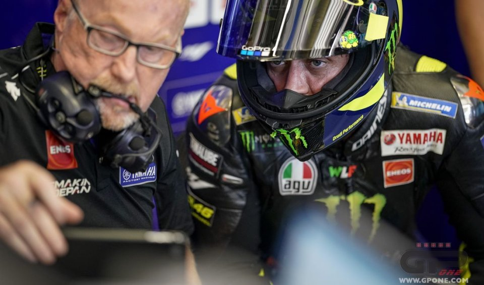 """MotoGP: Galbusera: """"The 10th title? More shortcomings for Yamaha than Rossi."""""""