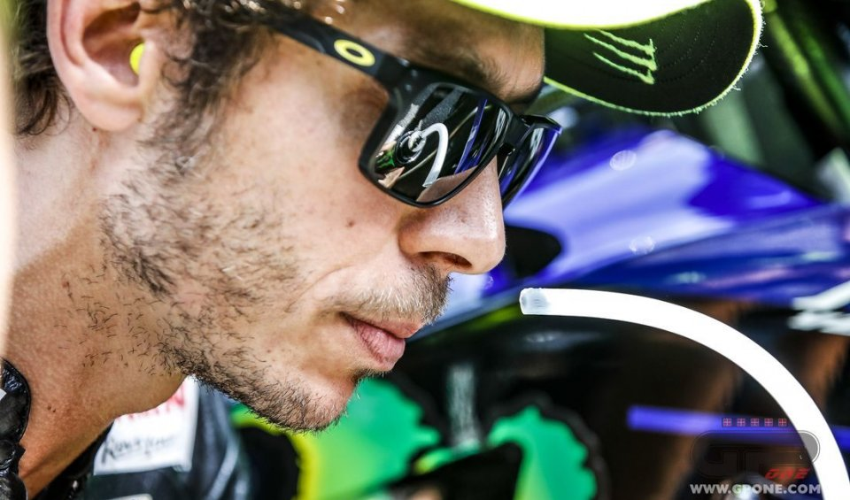 "MotoGP: Rossi's already in 2020: ""I can improve the M1 but also myself"""