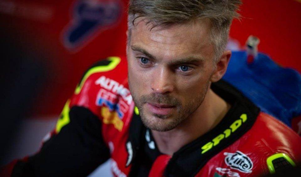SBK: Colpo Ducati: dopo Scott Redding arriva anche Leon Camier
