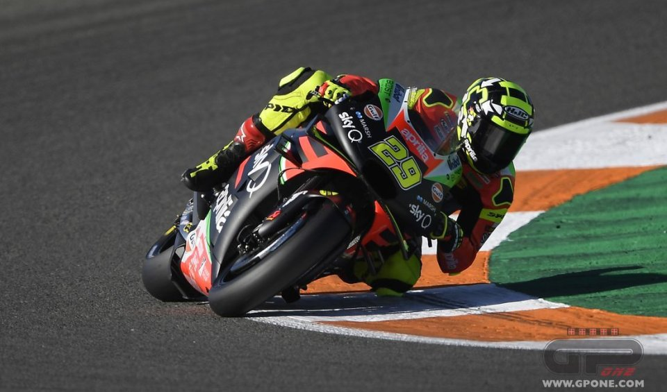 """MotoGP: Iannone: """"My outburst after the fire? I was scared and angry"""""""