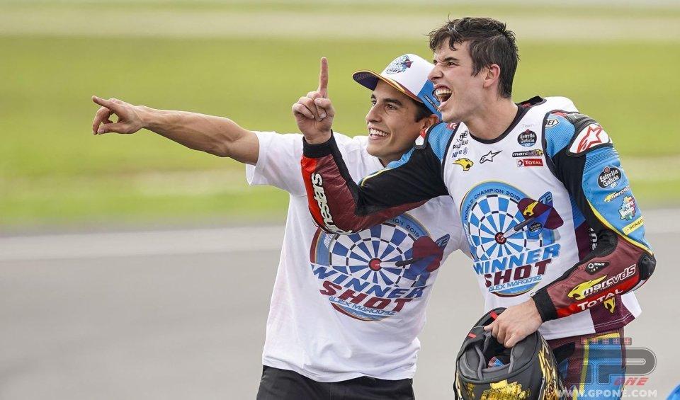 MotoGP: Parla Puig: Alex Marquez raggiunge il fratello Marc in Honda-HRC