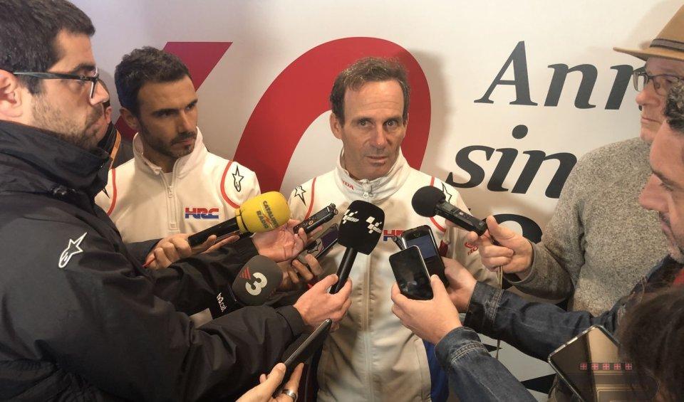 "MotoGP: Puig: ""Alex in Honda perché è un campione, non perché è un Marquez"""
