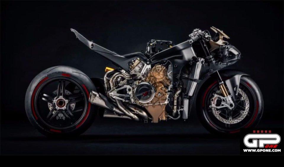 Prodotto - News: Ducati Panigale V4 Superleggera: un video svela i dettagli segreti