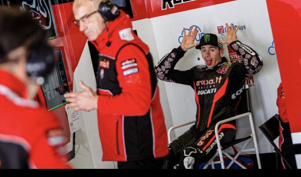 SBK: Test Portimao, Day-1: Redding e la Ducati beffano tutti