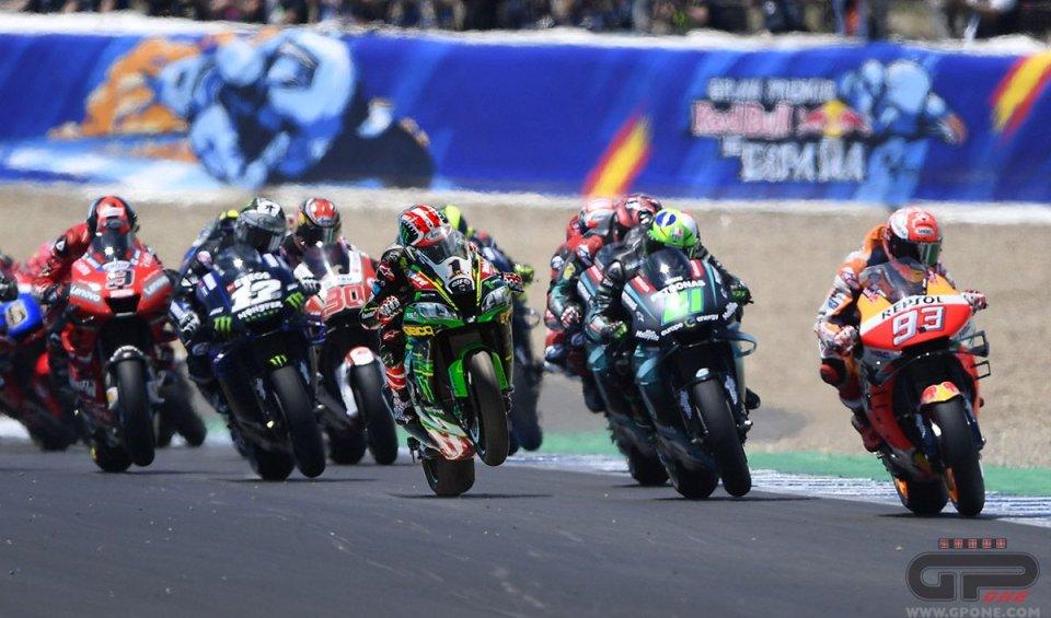 MotoGP: Jonathan Rea wild card in MotoGP: OK in qualifying, distant in the race