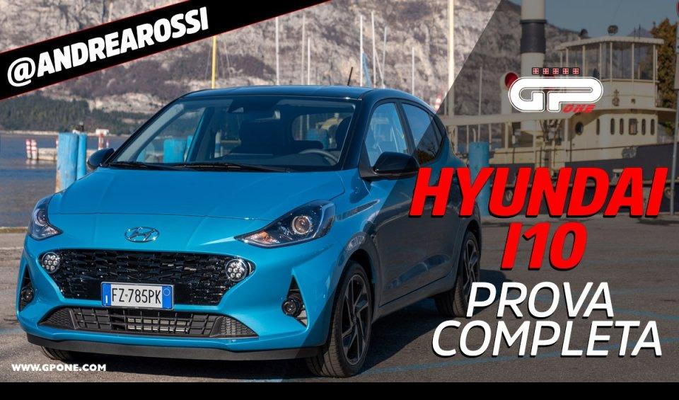 Auto - Test: PROVA Hyundai i10: cambia tutto, ma è sempre lei