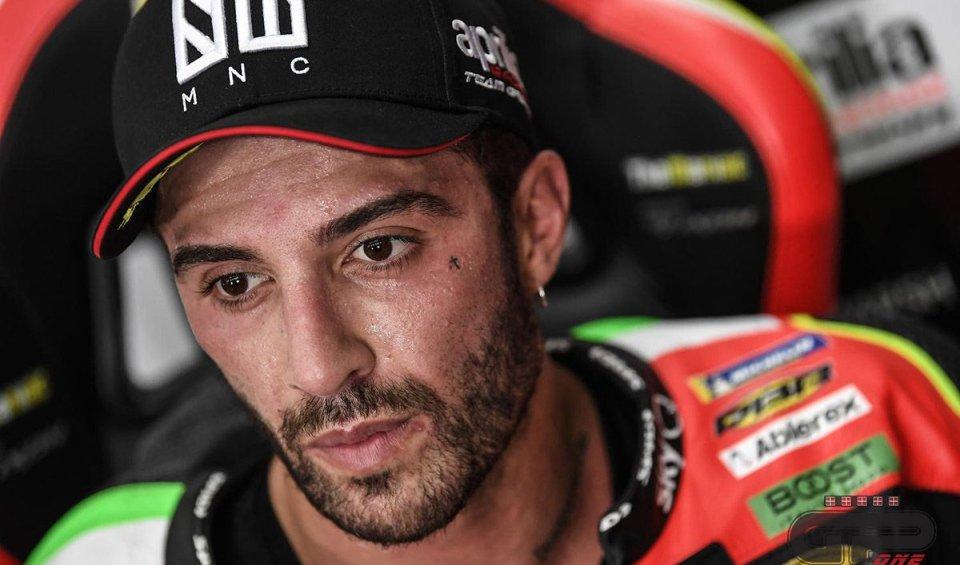 """MotoGP: Iannone: """"squalificato ma è stata riconosciuta la mia innocenza"""""""