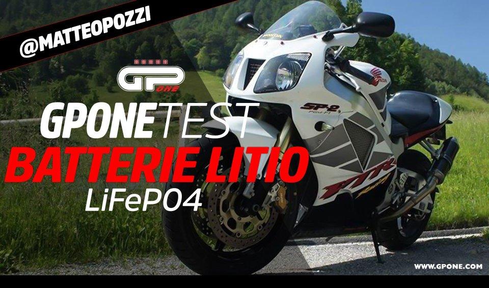 Moto - Test: Batteria al litio: guida pratica all'utilizzo, vantaggi e svantaggi
