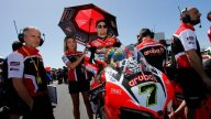 "SBK: Davies: ""It was like playing chess"""