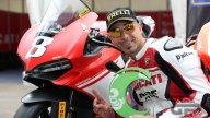 News Prodotto: Valia porta la Ducati Superleggera sul podio in Cina