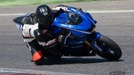 Test: Yamaha YZF-R6: media bollente