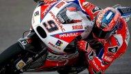MotoGP: FP1: Petrucci al comando, ma poi la Ducati lo lascia per strada