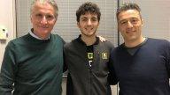 MotoGP: Bagnaia: con Ducati ho realizzato il mio sogno