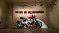 News Prodotto: La Honda CB1000R e il suo stile al Fuorisalone di Milano