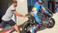 Moto2: La Moto2 già nel futuro: ad Aragon i prototipi Triumph
