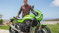 Test: Kawasaki Z900 RS e RS Cafè: sentirsi Eddie Lawson