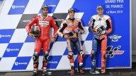 MotoGP: Marquez sotto scorta, ma Petrux e Miller non correranno per Dovizioso