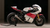 MotoAmerica: Wayne Rainey shows a YZF-R1 Custom at Jay Leno