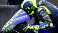 "MotoGP: Rossi, last Yamaha: ""Helps us understand, but I struggle while braking."""