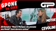 "MotoE: Cevolini: ""I dream of a challenge in acceleration between a MotoE and a MotoGP"""