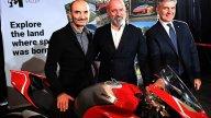 News Prodotto: Claudio Domenicali a capo della Motor Valley